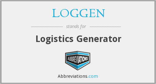 What does LOGGEN stand for?