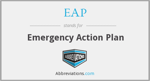 EAP - Emergency Action Plan