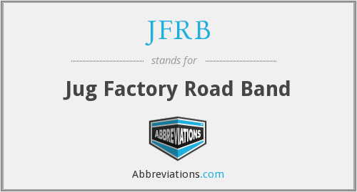 What does JFRB stand for?
