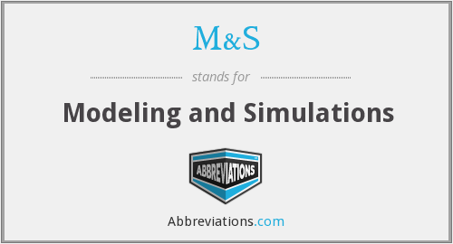 What does simulations stand for?