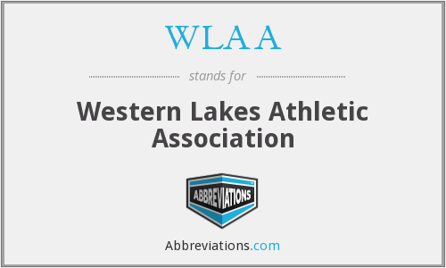 WLAA - Western Lakes Athletic Association