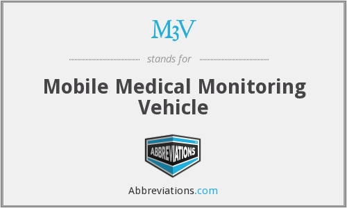 M3V - Mobile Medical Mentoring Vehicle