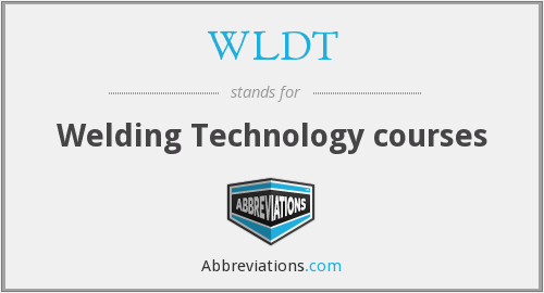 What does WLDT stand for?