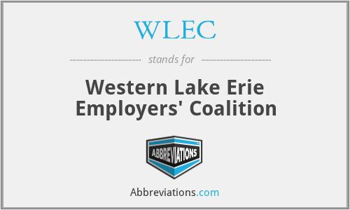 WLEC - Western Lake Erie Employers' Coalition