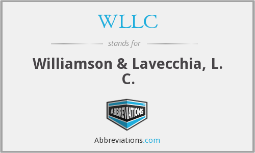 What does WLLC stand for?