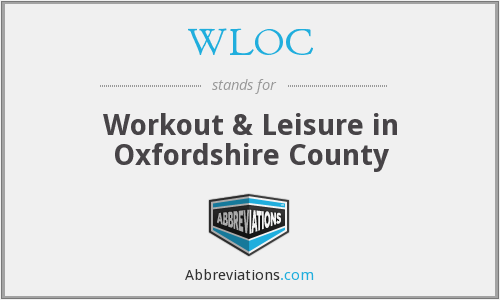 What does WLOC stand for?