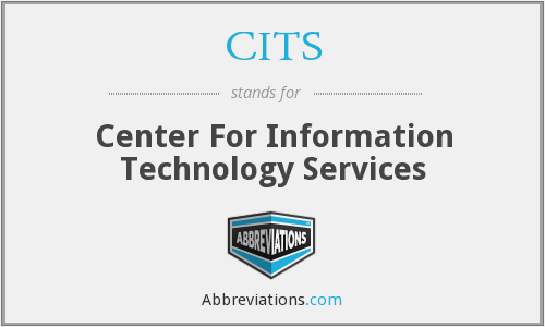 CITS - Center For Information Technology Services