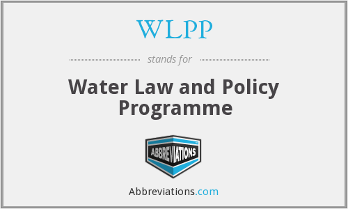 What does WLPP stand for?