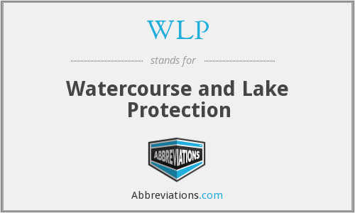 WLP - Watercourse and Lake Protection