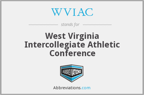 What does WVIAC stand for?