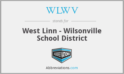 What does WLWV stand for?