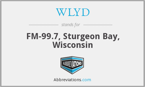 WLYD - FM-99.7, Sturgeon Bay, Wisconsin