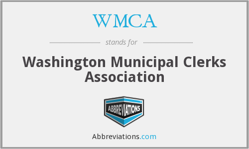WMCA - Washington Municipal Clerks Association