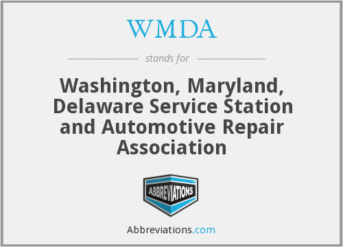 WMDA - Washington, Maryland, Delaware Service Station and Automotive Repair Association