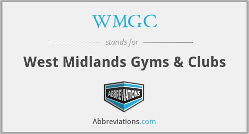 WMGC - West Midlands Gyms & Clubs