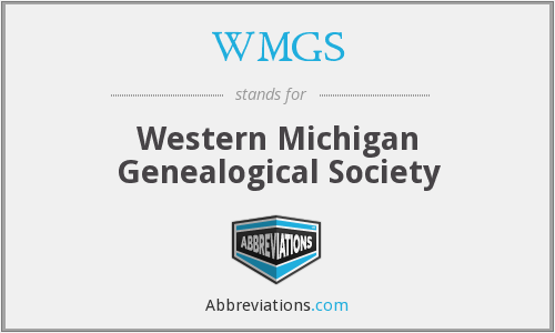 What does WMGS stand for?