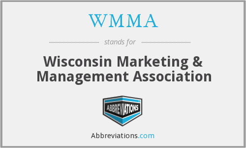 WMMA - Wisconsin Marketing & Management Association