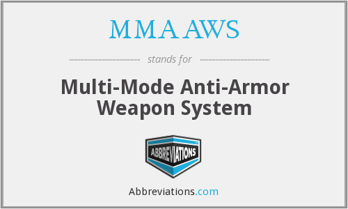 What does MMAAWS stand for?