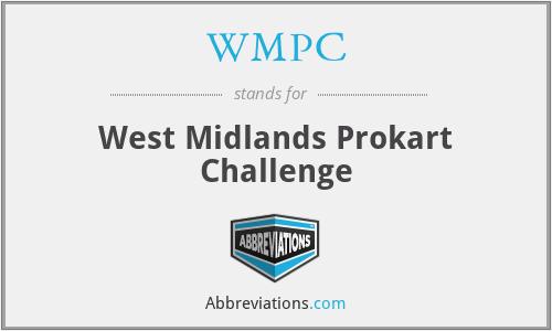 WMPC - West Midlands Prokart Challenge
