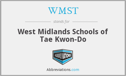 WMST - West Midlands Schools of Tae Kwon-Do