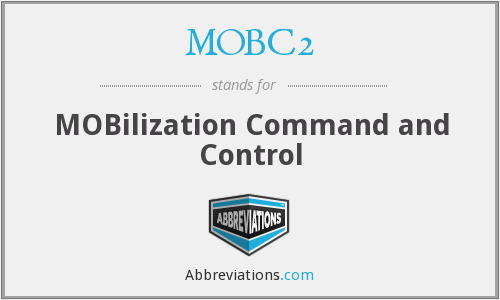 What does MOBC2 stand for?