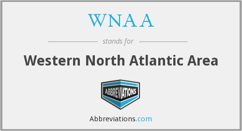 WNAA - Western North Atlantic Area