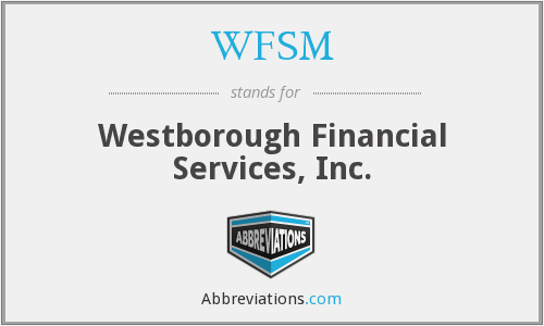 What does WFSM stand for?