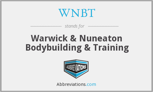 What does WNBT stand for?