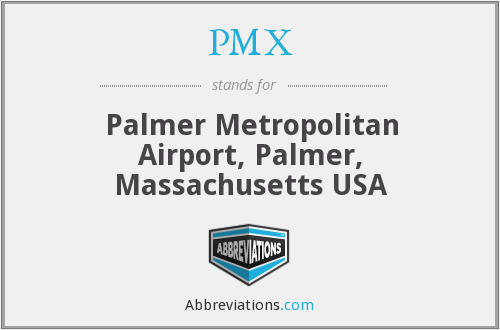 What does PMX stand for?