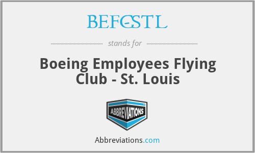 BEFC-STL - Boeing Employees Flying Club - St. Louis