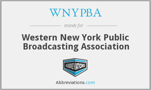 What does WNYPBA stand for?