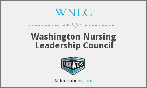 What does WNLC stand for?
