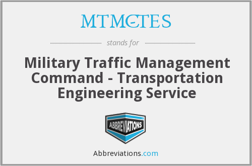 What does MTMC-TES stand for?