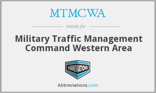 What does MTMCWA stand for?