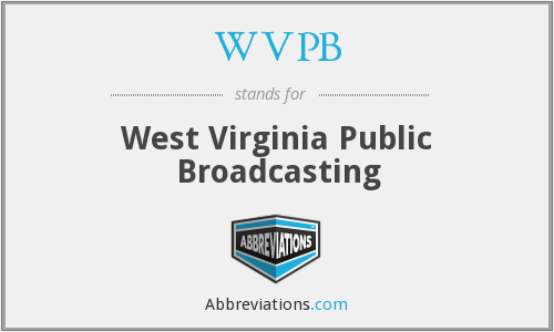What does WVPB stand for?