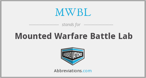 What does MWBL stand for?