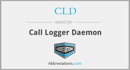 CLD - Call Logger Daemon