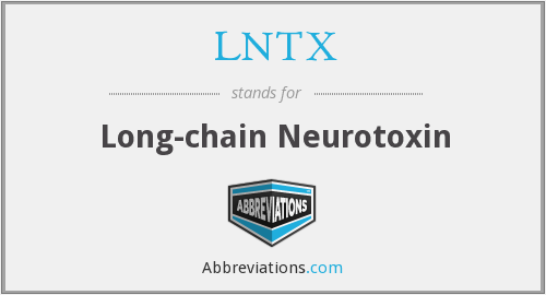 LNTX - Long-chain Neurotoxin