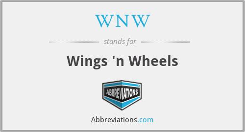 WNW - Wings 'n Wheels