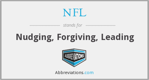NFL - Nudging, Forgiving, Leading