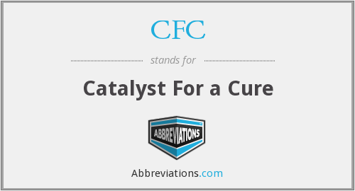 CFC - Catalyst For a Cure
