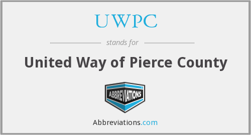 What does UWPC stand for?