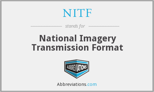 What does NITF stand for?