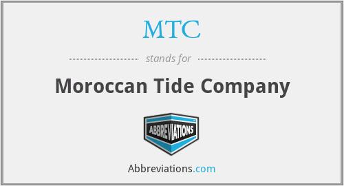 MTC - Moroccan Tide Company