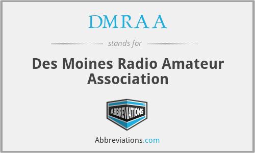 DMRAA - Des Moines Radio Amateur Association