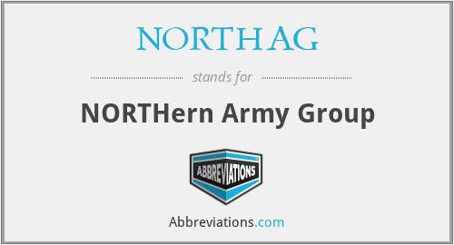 NORTHAG - NORTHern Army Group