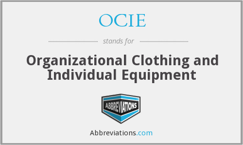 What does OCIE stand for?