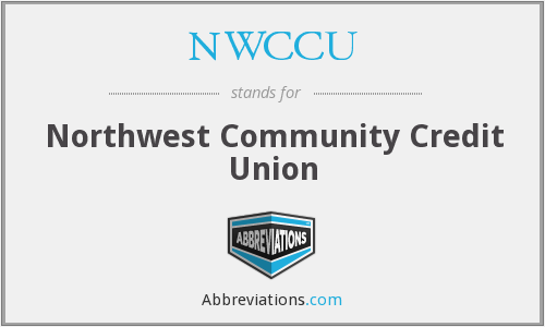 NWCCU - Northwest Community Credit Union