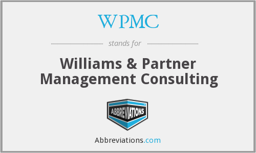 What does WPMC stand for?