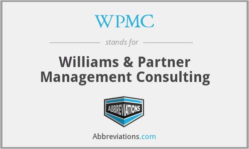 WPMC - Williams & Partner Management Consulting